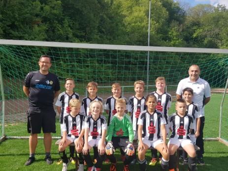 Fussball Jugend Fsv 2019